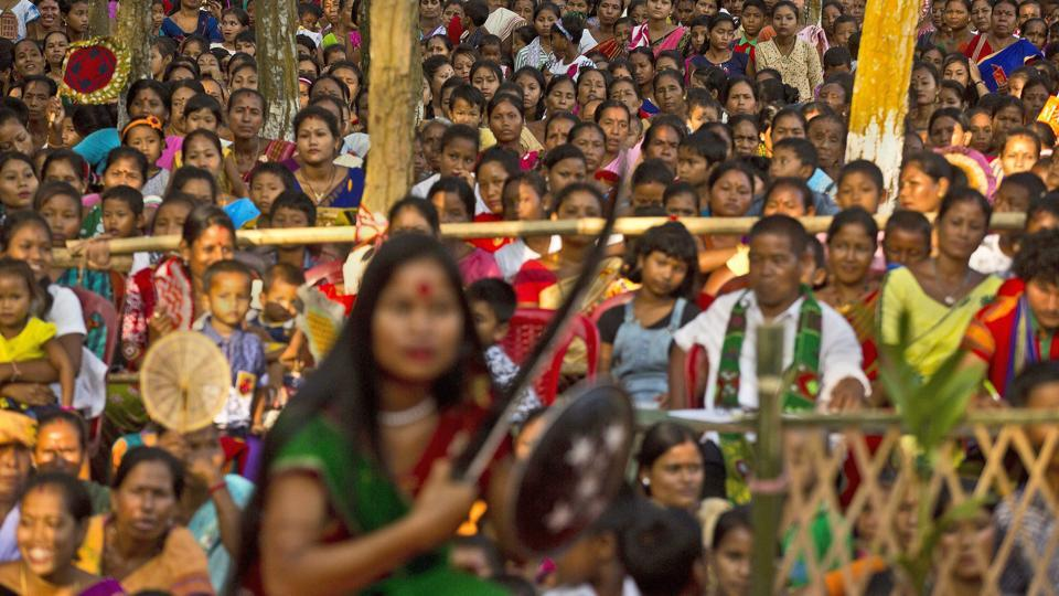 Assam: Celebrating Baikho with the Rabha tribespeople