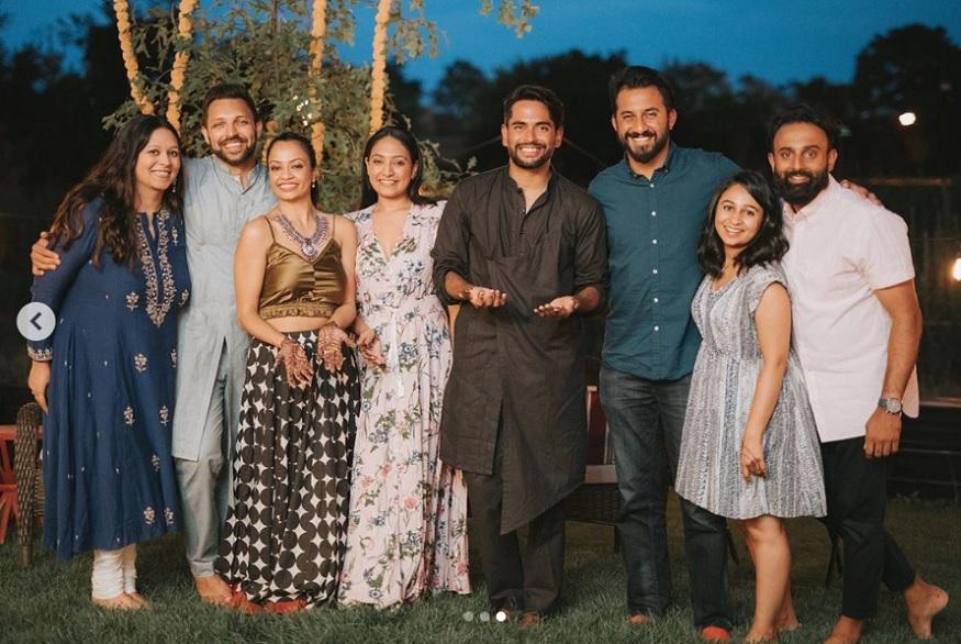 ગુજરાતી અમિતે મિત્ર સાથે USમાં કર્યા ધામધૂમથી સમલૈંગિક લગ્ન