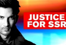 Justice for SSR
