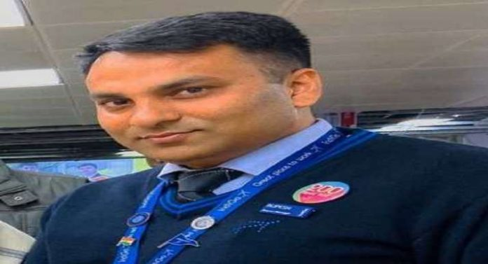 Indigo Airlines manager
